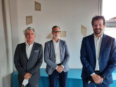 Il competence center co-finanzia aziende da 8 regioni con 900mila euro