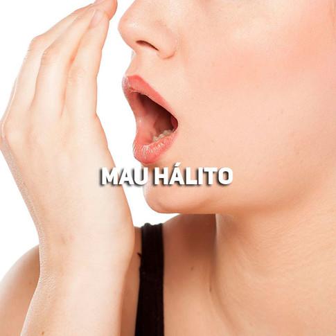 MAU HÁLITO