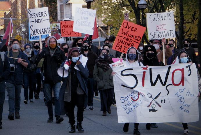 SIWA3 March