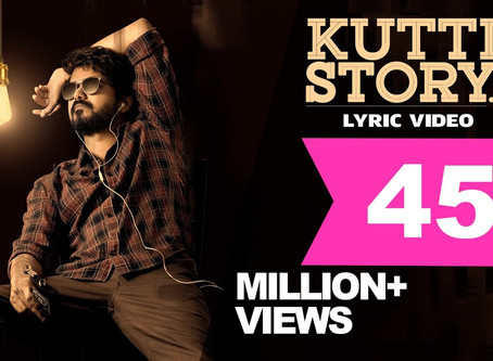 TOP 5 MOST VIEWED LYRICAL VIDEOS ON YOUTUBE IN 24HRS