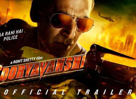 DCP Veer Sooryavanshi  reporting LIVE! |  Movie Trailer Out