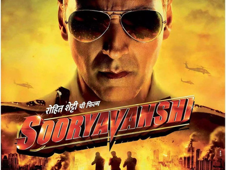 Sooryavanshi movie budget
