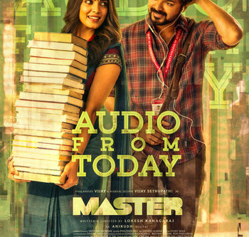 WATCH MASTER AUDIO LAUNCH LIVE ONLINE