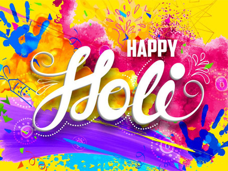 Happy Holi Wishes, statues,quotes 2020
