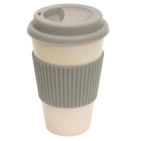 Reusable Branded Coffee Travel Mug