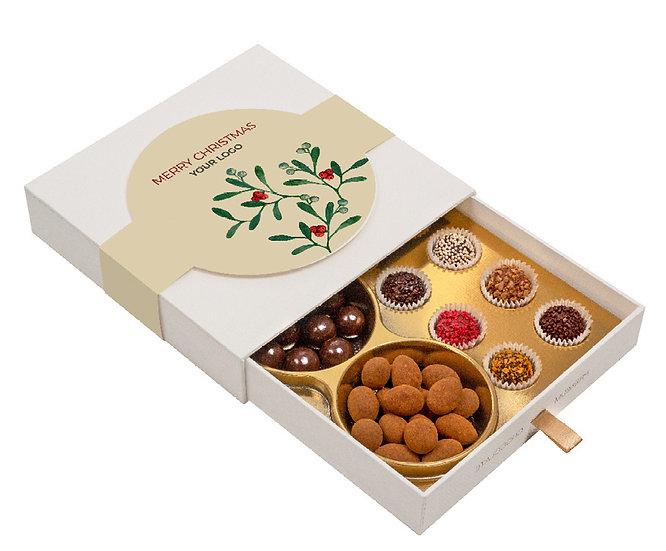 Decorated Chocolate Box