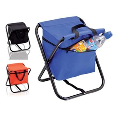 Chair and Cooler Bag in One