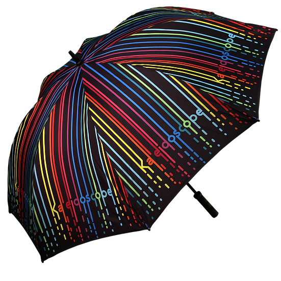 Full Colour Sports Umbrella