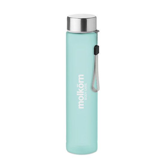 Slim and stylish branded water bottle