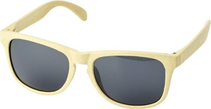 Sustainable Branded Sunglasses - Made from Wheat Straw