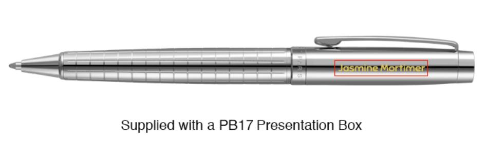 Premium Metal Personalised Pens