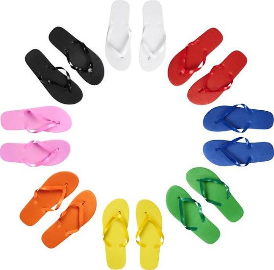 Branded Promotional Flip Flops / Promotional Beach Slippers