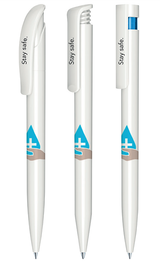 German Made Antibac® Ball Pens **Also Effective Against Corona Viruses**