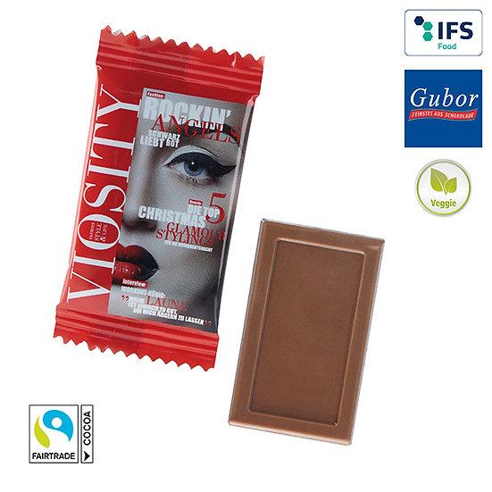 Branded Fair Trade Chocolate Bar