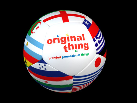 The Euros Are Coming - Branded Footballs make a great promotional gift idea!