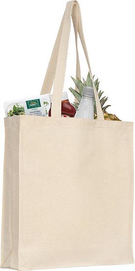 ECO Cotton Canvas Shopper Tote Bag