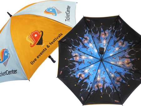 February 10th is National Umbrella Day - We celebrate one of our most beloved promotional products