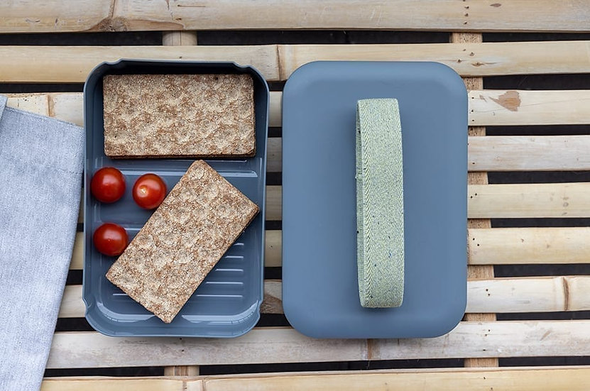 100% Recycled Lunch Box - 100% Food Safe