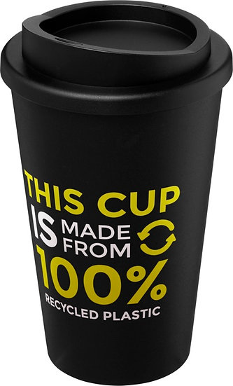 Branded Coffee Tumbler made from recycled material