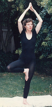 Tree pose, In the Zone Healing private yoga classes, yoga practice