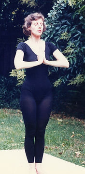 Salute to the Sun, Namaste, In the Zone Healing private yoga classes, yoga practice
