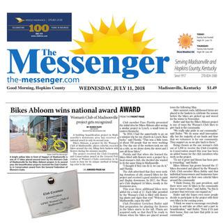 Bikes Abloom Award