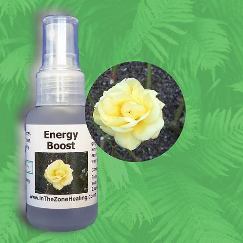 Energy Boost spray blend