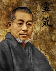 Dr Mikao Usui, founder of Reiki healing