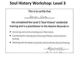 Akashic Soul History Reading