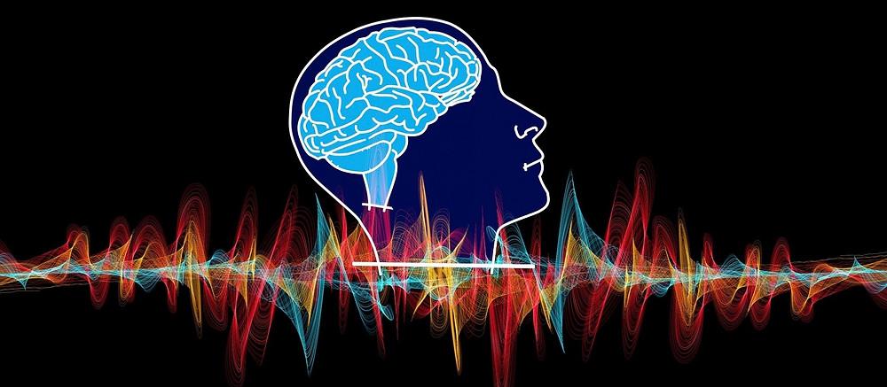 Theta brain wave meditative state for healing