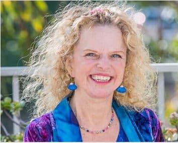 Donna Eden, founder of Eden Energy Medicine