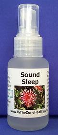 Sound Sleep spray for quality sleep with tiredness or insomnia