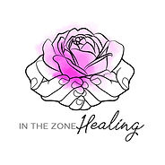 In the Zone Healing logo