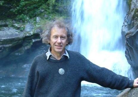 Peter Archer, healer & founder of New Millennium flower essences