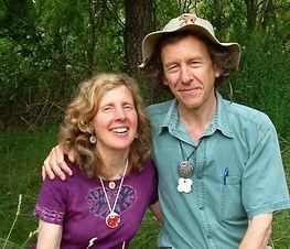 Glenys Earle & Peter Archer, flower essence creators