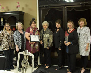 Thank you, Hopkins County Business and Professional Women's Club!