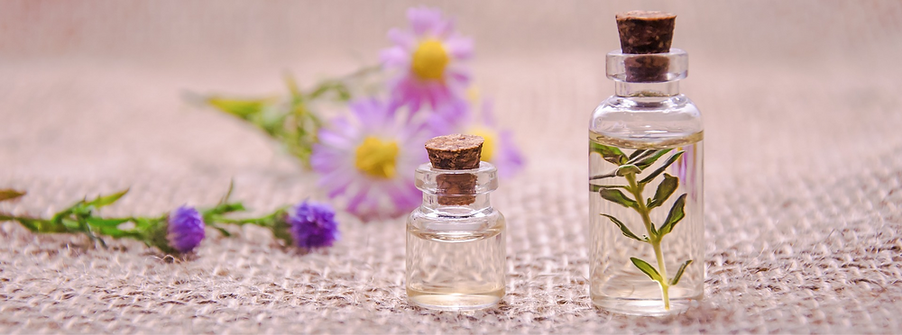 Essential oils are concentrated healing power