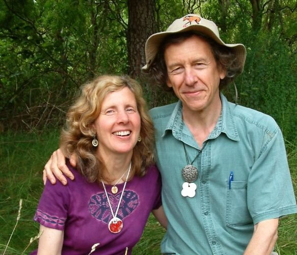 Peter Archer and Glenys Earle of New Millennium Essences