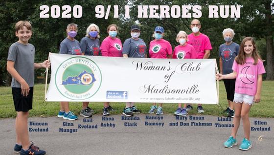 9/11 Heroes Run (Walk)