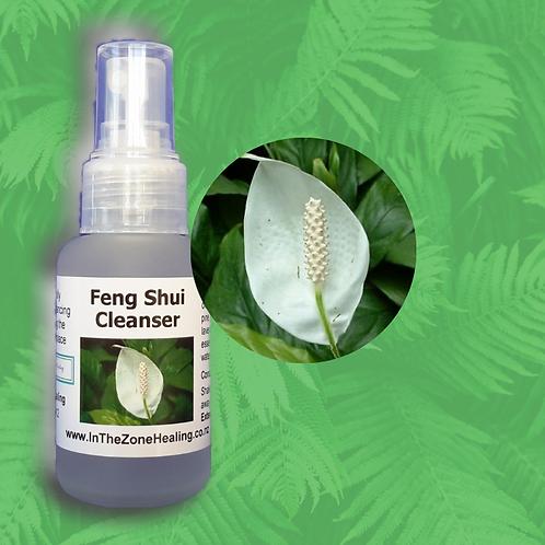 Feng Shui Cleanser spray blend
