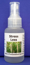 Stress Less spray for stress, anxiety, burnout, depression, overwhelm