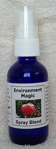 Environment Magic spray for protection from environmental pollution