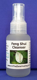 Feng Shui spray for balancing & energetically cleansing indoor spaces