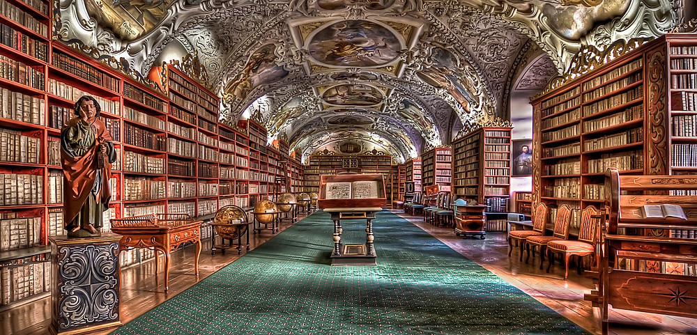 Library of Akashic soul records
