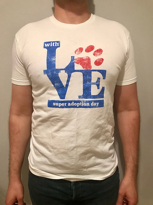 2018 With Love: Super Adoption Day Tee