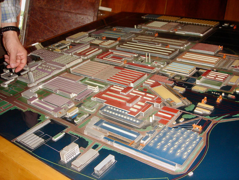 UTB Factory Model