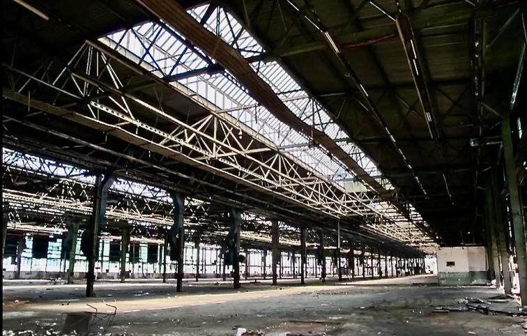 Industrial Halls
