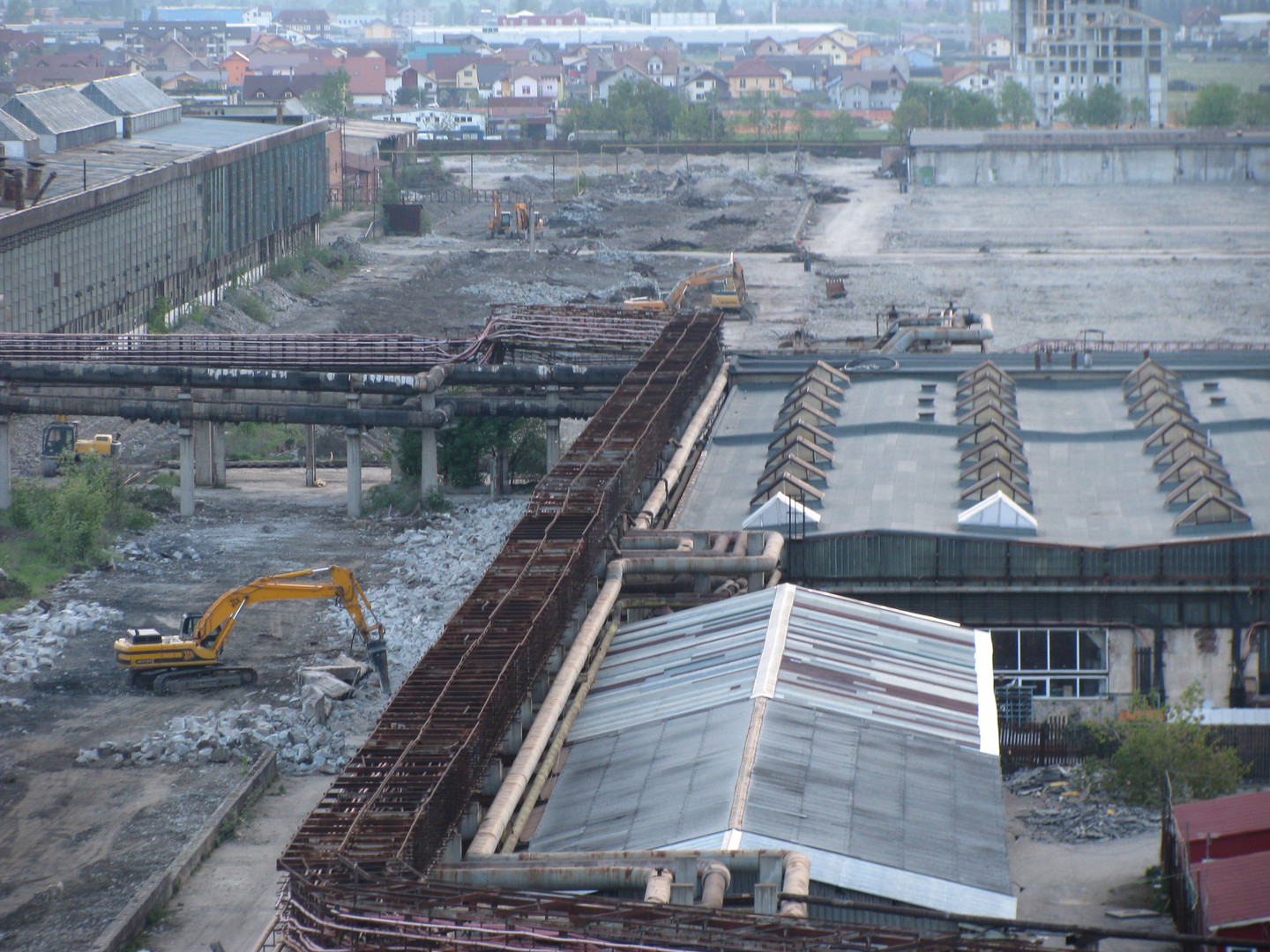 Demolition on a Mass Scale
