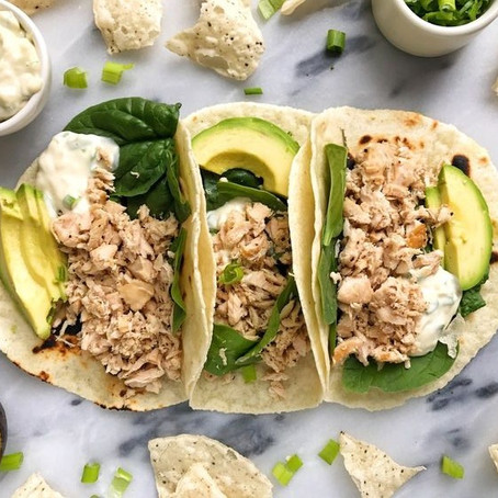 Recipe: Easy Canned Tuna Tacos