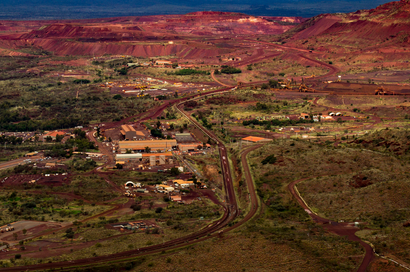 Tom Price Iron Ore Mine